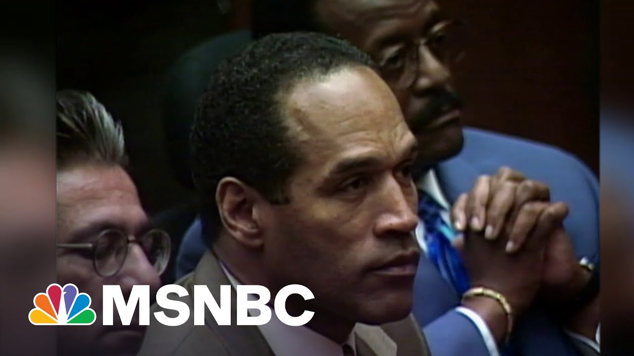 How OJ's 'Guilty' And 'Not Guilty' Verdicts Explain American Justice 1
