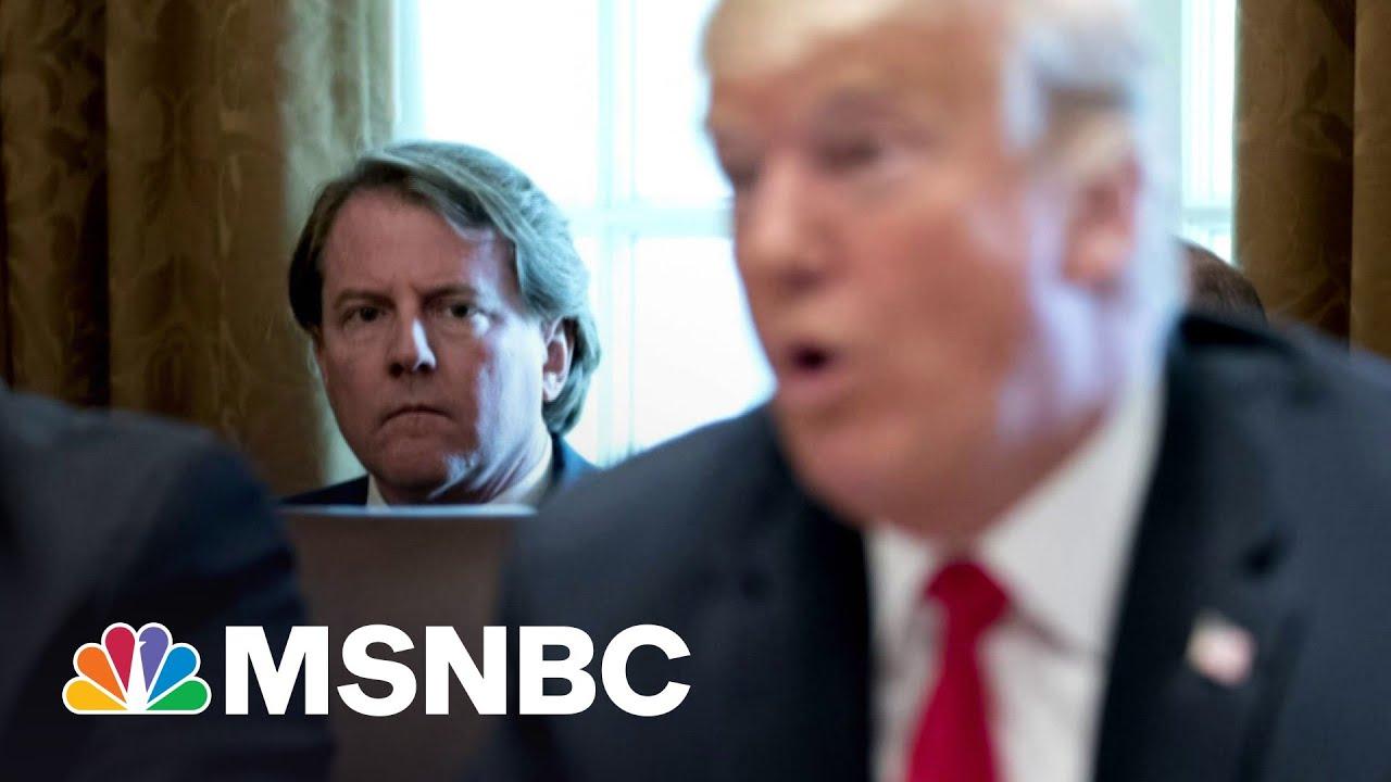 Legal Jeopardy Intensifies For Trump And Ally Matt Gaetz | MSNBC 1