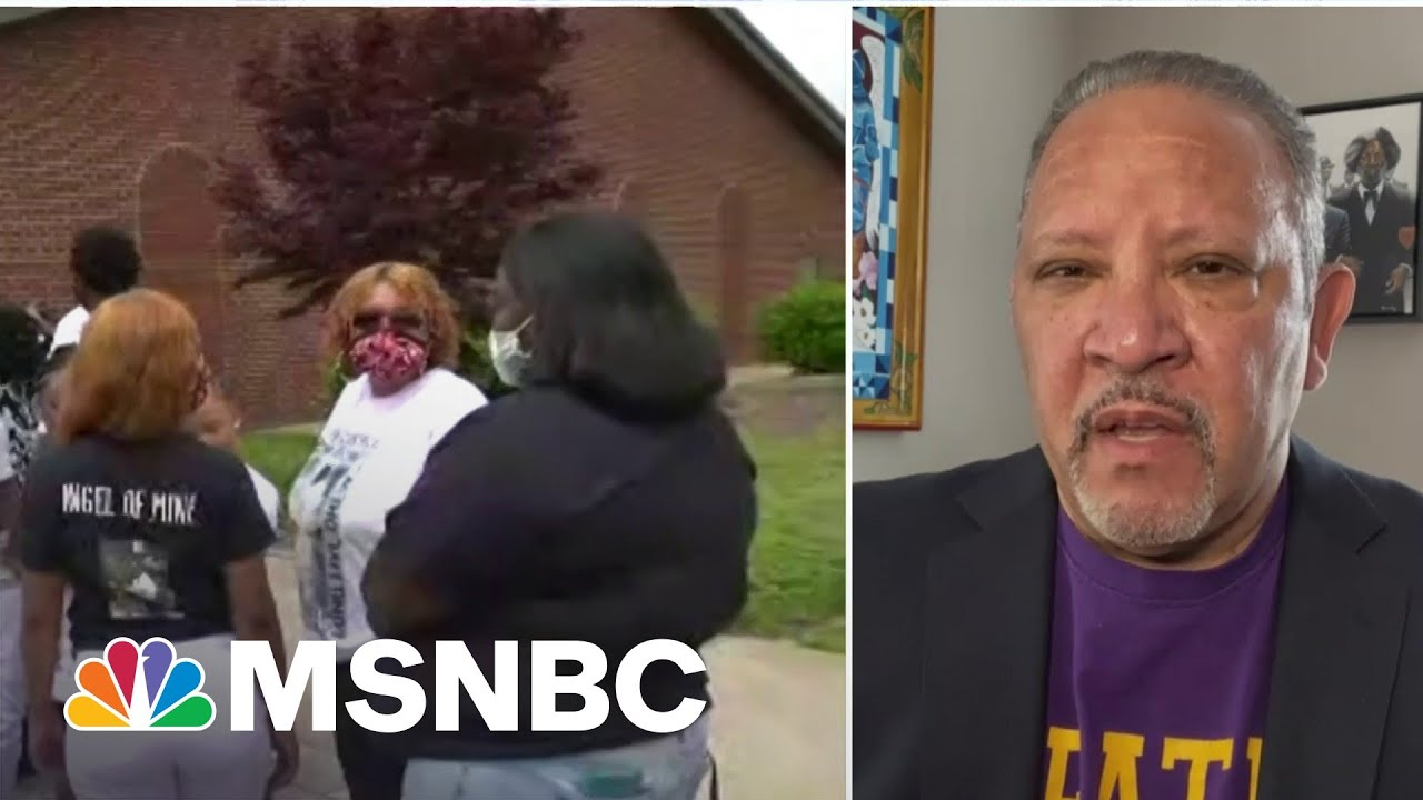 National Urban League's Marc Morial: Police Killings 'A Modern-Day System Of Lynching' | MSNBC 5