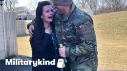 Airman lands amazing surprises for his family | Militarykind 1