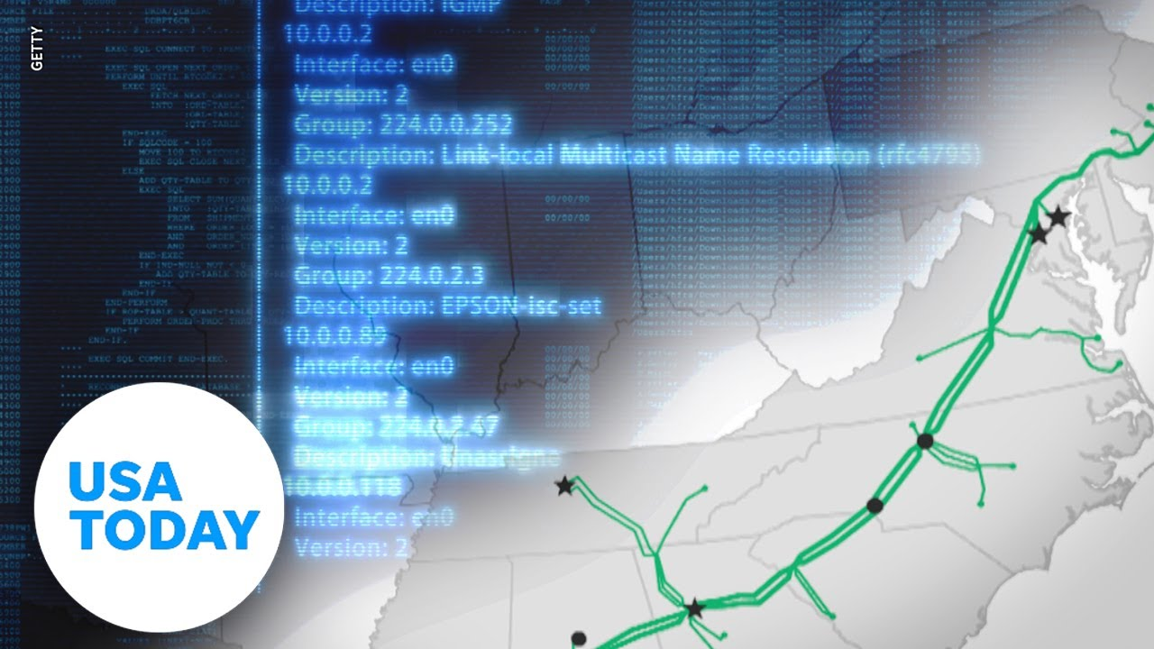 Colonial Pipeline hack only latest in rising ransomware threats | USA TODAY 3