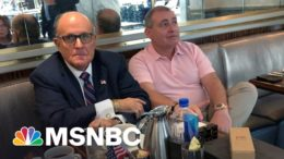 Despite Denials, Much Of The Giuliani Case Is On The Record   Rachel Maddow   MSNBC 9
