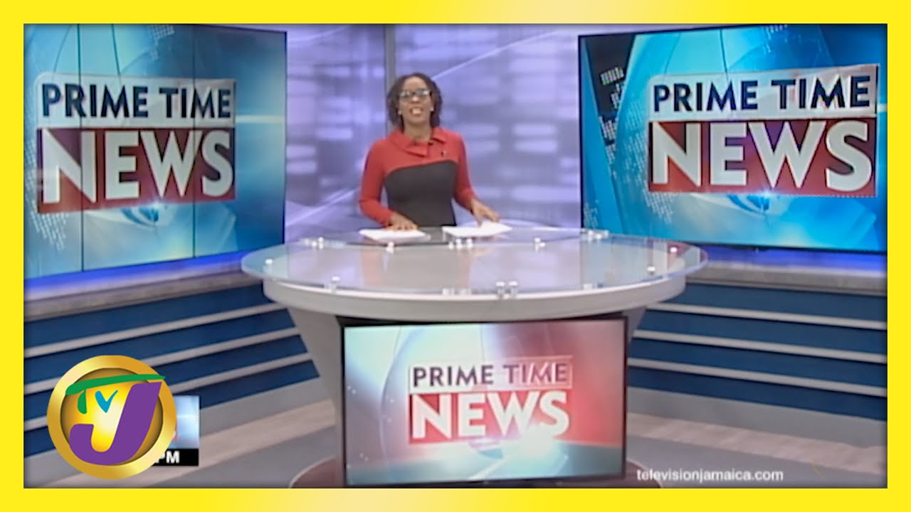 Jamaican News Headlines   TVJ News - May 11 2021 1