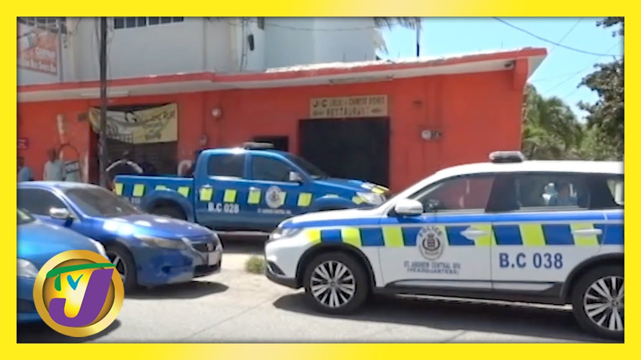 Gunmen Killed in Shootout with Police in Jamaica Identified | TVJ News - May 11 2021 1