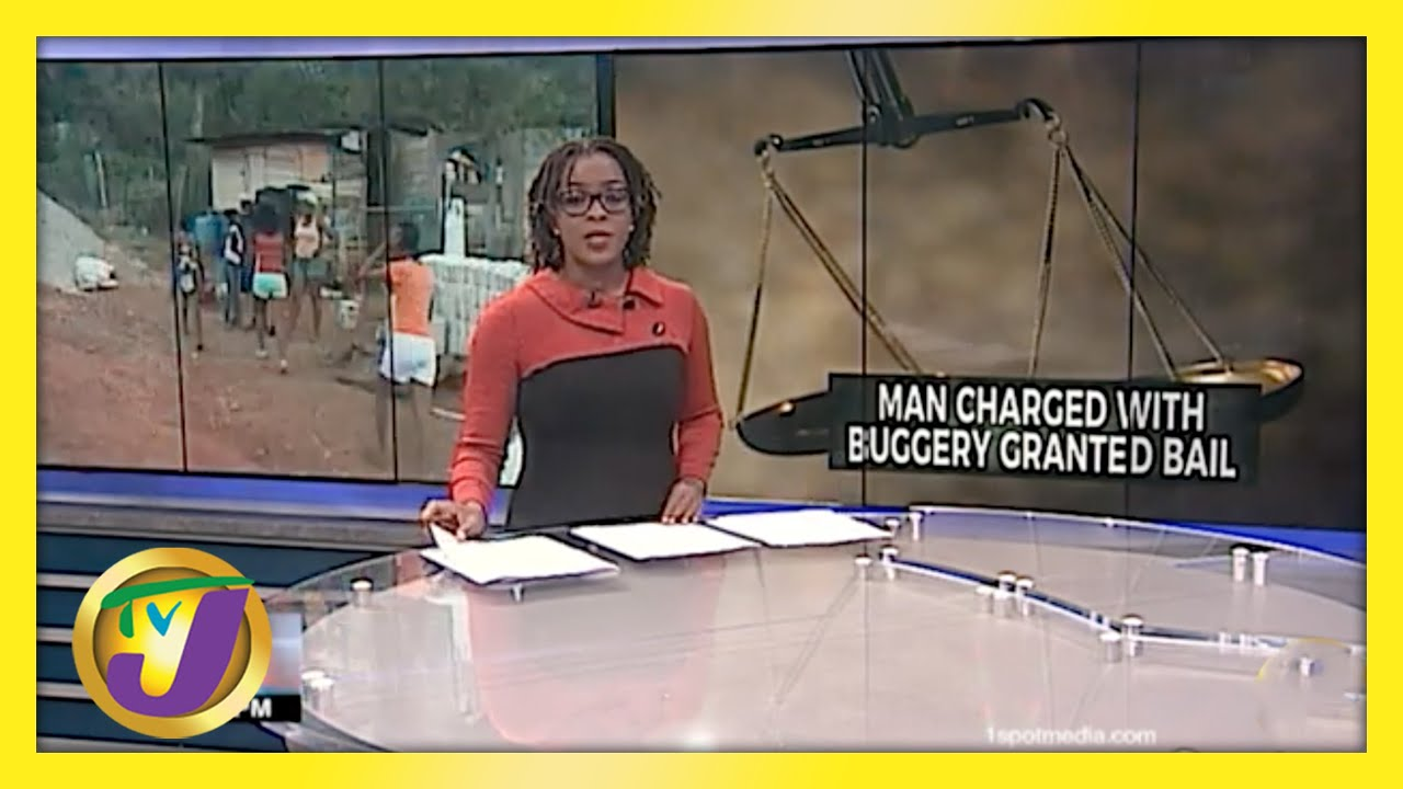 Man Granted Bail   14 Yr Old Jamaican Girl Stabbed Died   TVJ News - May 11 2021 1