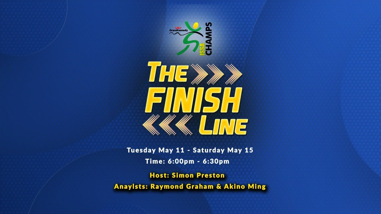 The Finish Line | Champs Round-up | May 12, 2021 1