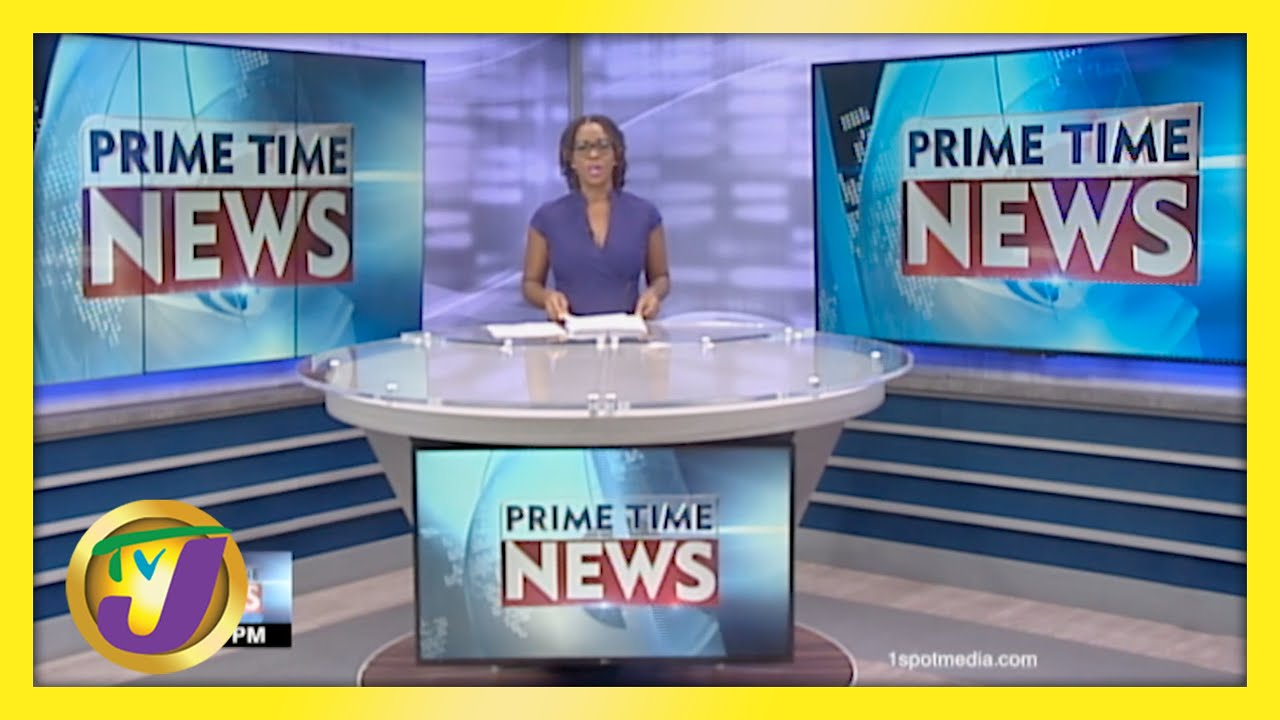 Jamaican News Headlines | TVJ News - May 12 2021 1