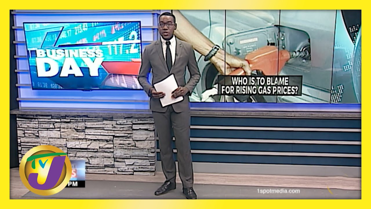 Who is to Blame for Rising Gas Prices in Jamaica? TVJ Business Day - May 12 2021 1