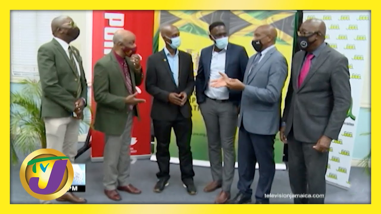 JOA & JAAA To Invest More in Jamaica's 2021 Tokyo Olympics Team - May 12 2021 1