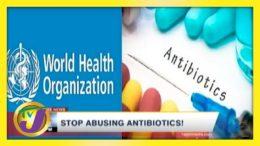 Stop Abusing Antibiotics! TVJ Health Report - May 12 2021 4