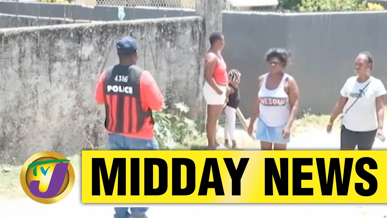 3 Suspects in Custody for Murder in Portland, Jamaica - May 13 2021 1