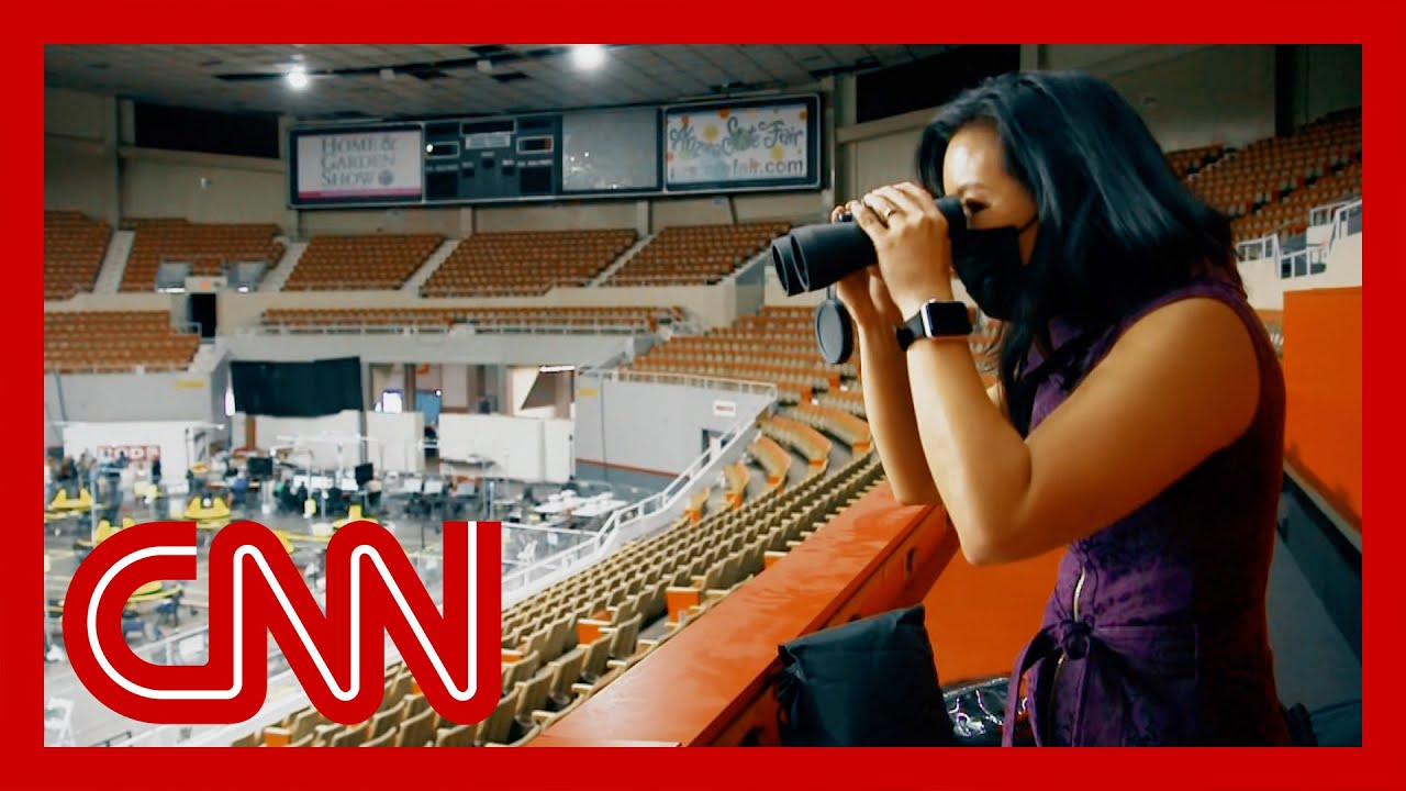 See what CNN reporter spotted at bizarre election 'audit' 1
