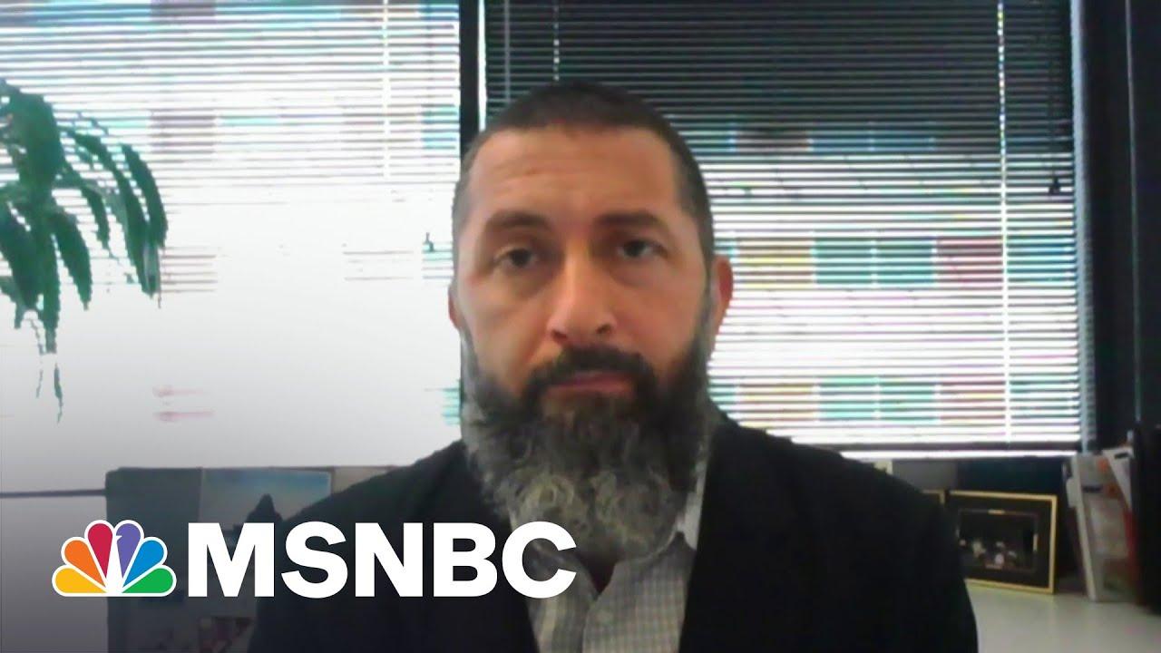 AZ Republic Reporter On The Bizarre Arizona Audit | MSNBC 1