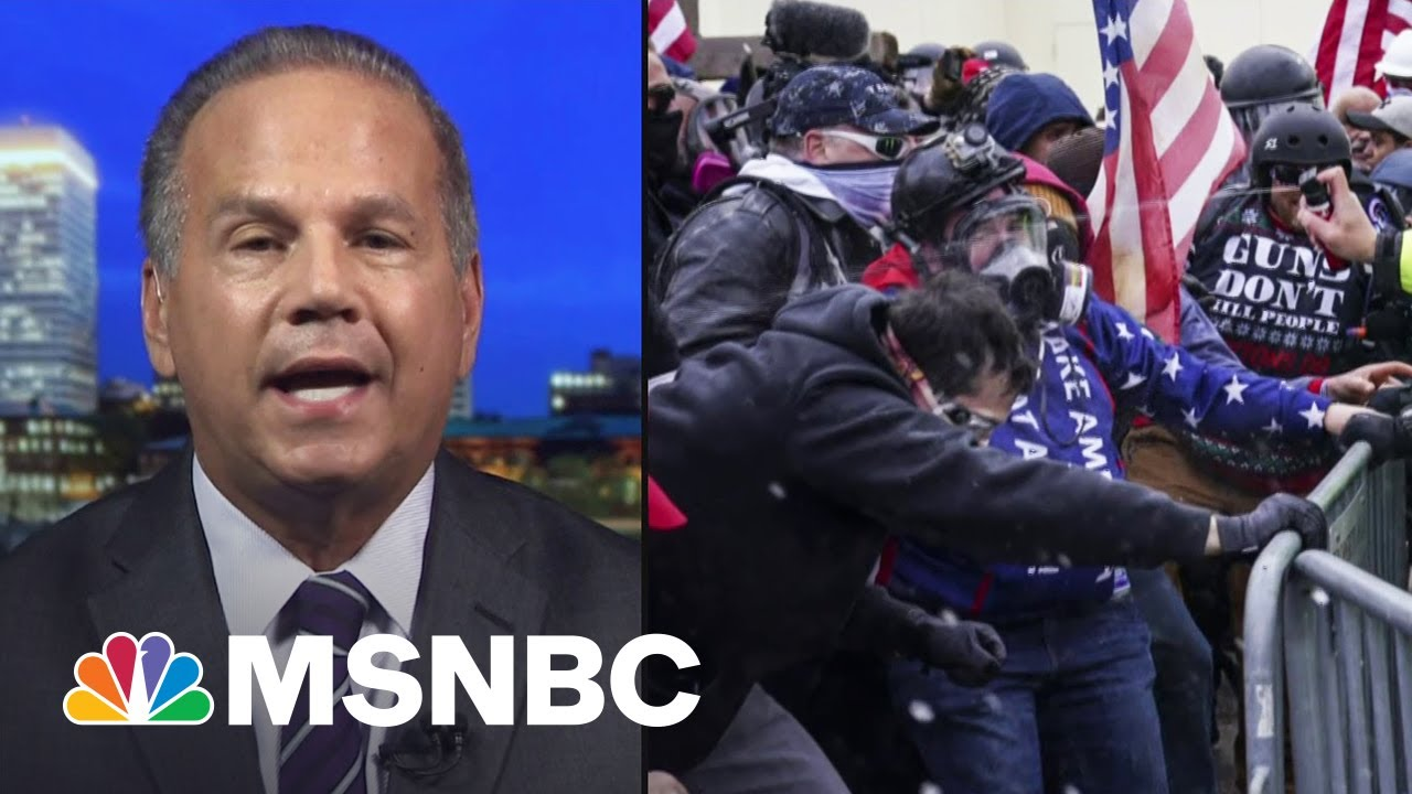 Rep. Cicilline Moves To Censure GOP Reps 'Downplaying' Jan. 6 1