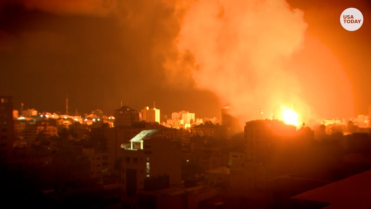 Israel, Gaza violence: Key moments that led us to this moment 1