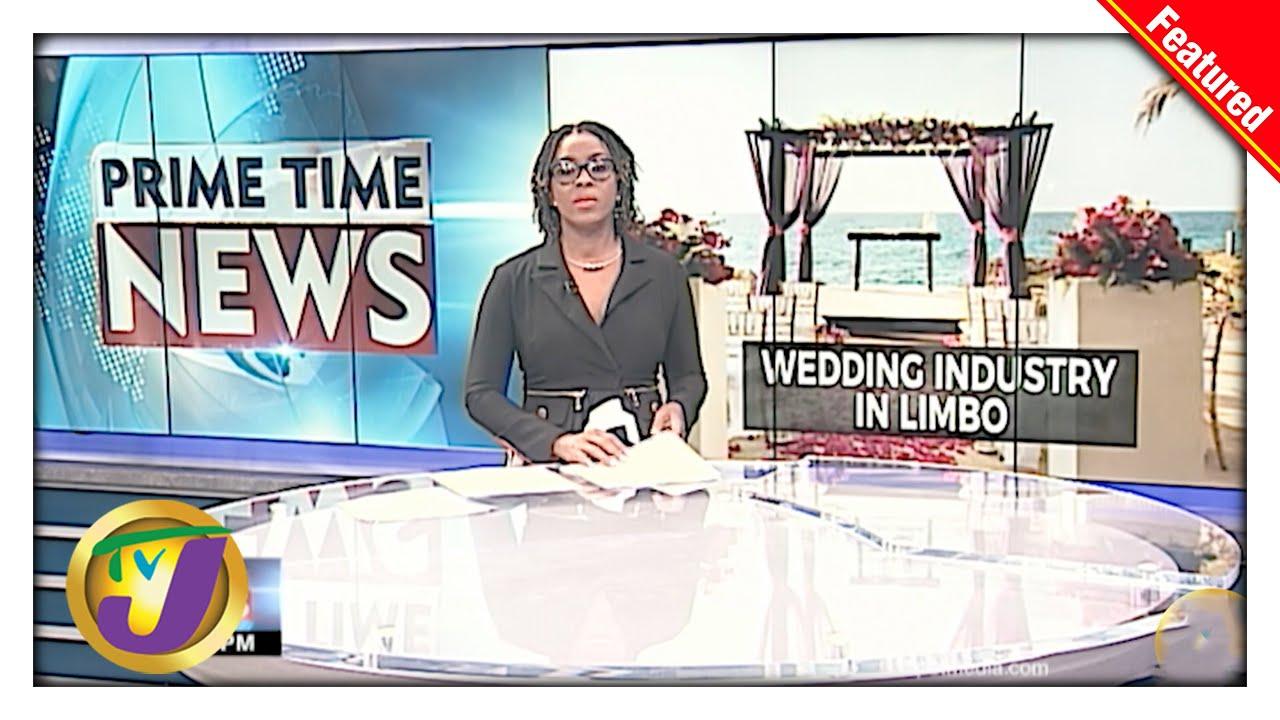 Jamaica's Wedding Industry in Limbo | TVJ News - May 13 2021 1