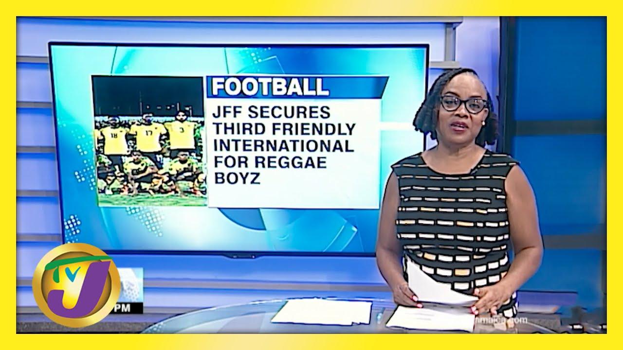 Jamaica's Reggae Boyz Secures 3rd International Friendly - May 13 2021 1
