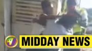 Chaos between Police & Citizens in Portland, Jamaica - May 14 2021 3