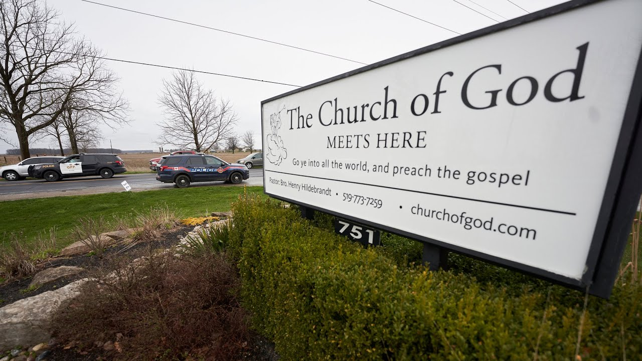 Judge orders Ont. church to close for ignoring COVID-19 restrictions 1