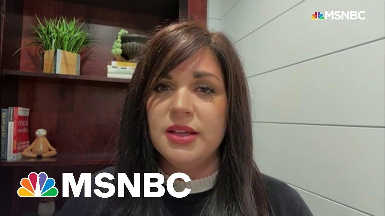 Vaccine Clinic Working To Combat Vaccine Hesitancy | Rachel Maddow | MSNBC 1