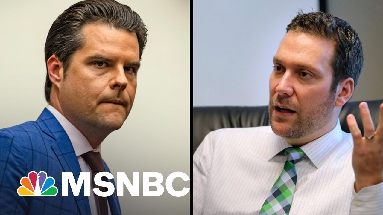 Gaetz 'Wingman' Greenberg To Plead Guilty And Cooperate 1