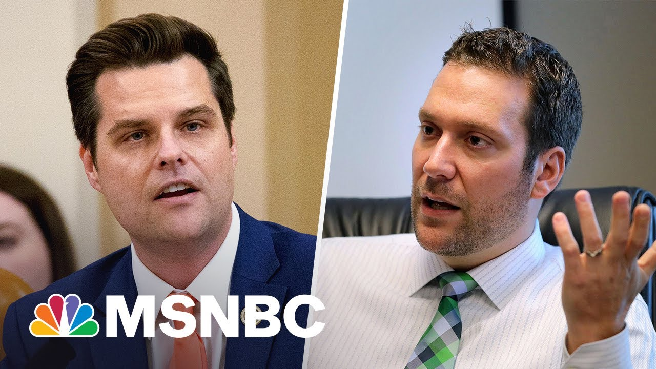 Daily Beast Reports Shocking New Matt Gaetz Allegations 2