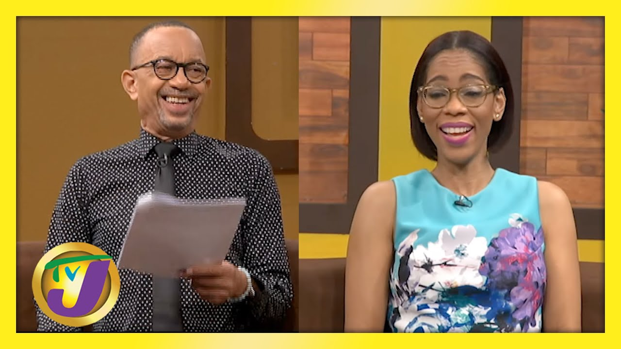 How To Harness Willpower with Neville Bell & Simone Clarke-Cooper | TVJ Smile Jamaica 1