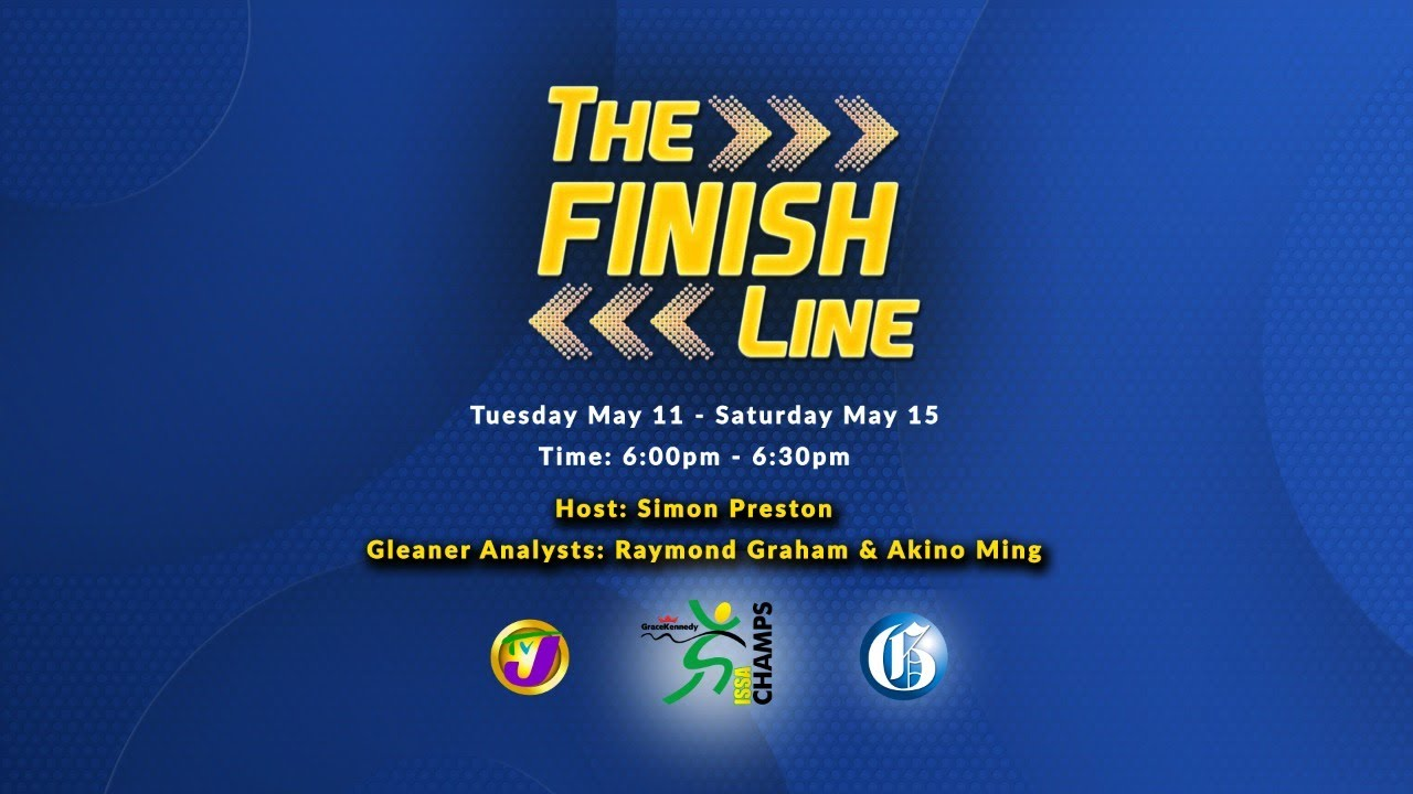 The Finish Line   Champs Round-up   May 15, 2021 1