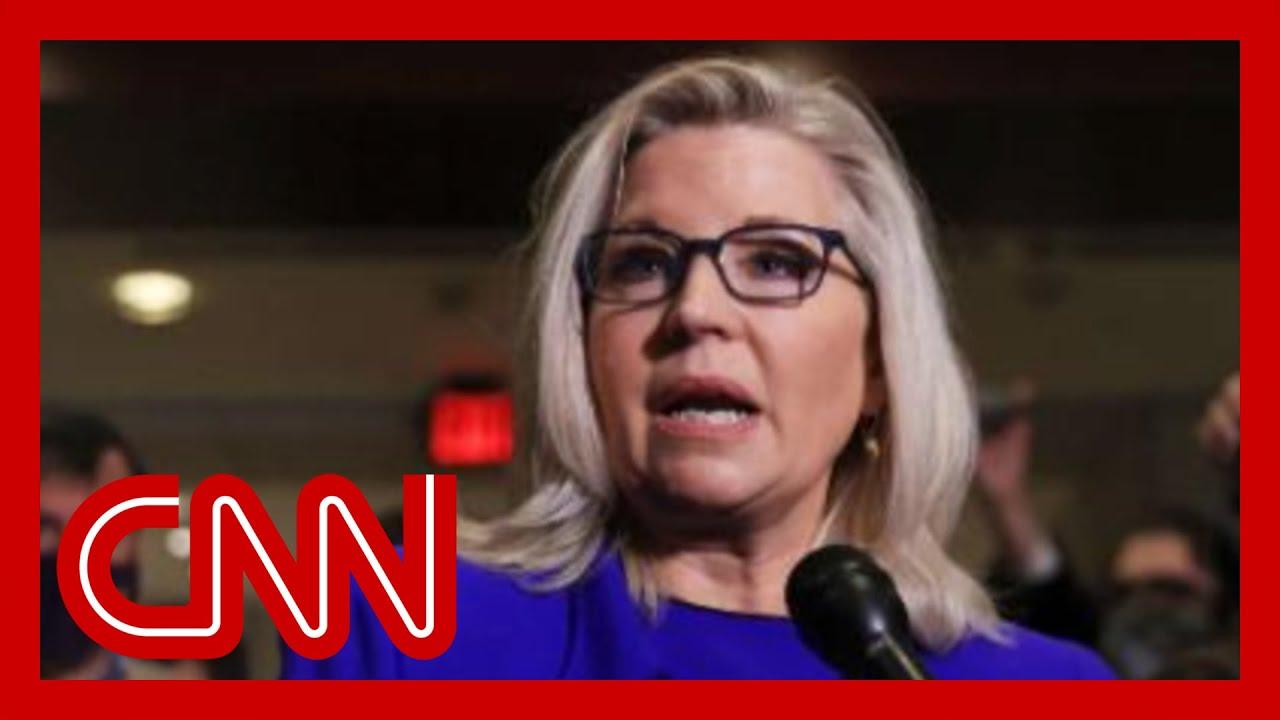 Stelter: This Fox News data proves Liz Cheney right 1