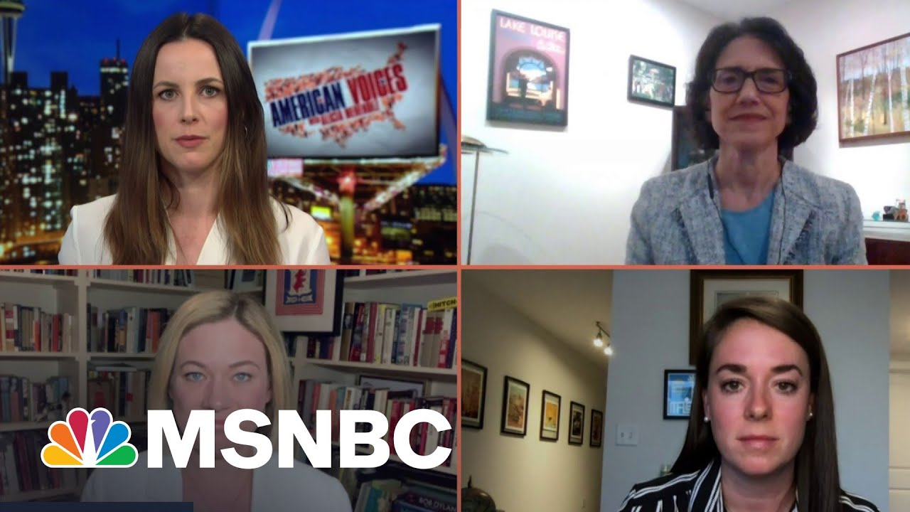 'This Iteration Of The Republican Party Isn't Sustainable'   MSNBC 1