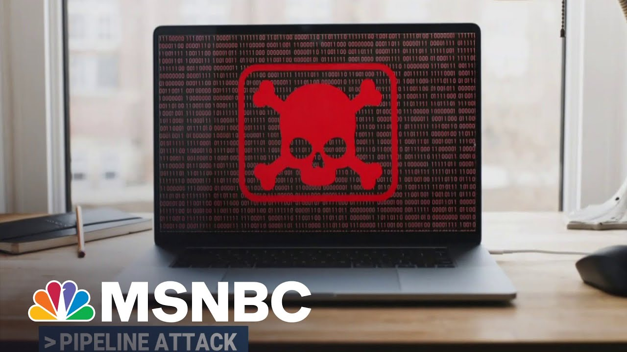 Did The Colonial Pipeline Ransom Embolden Our Enemies? | MSNBC 1