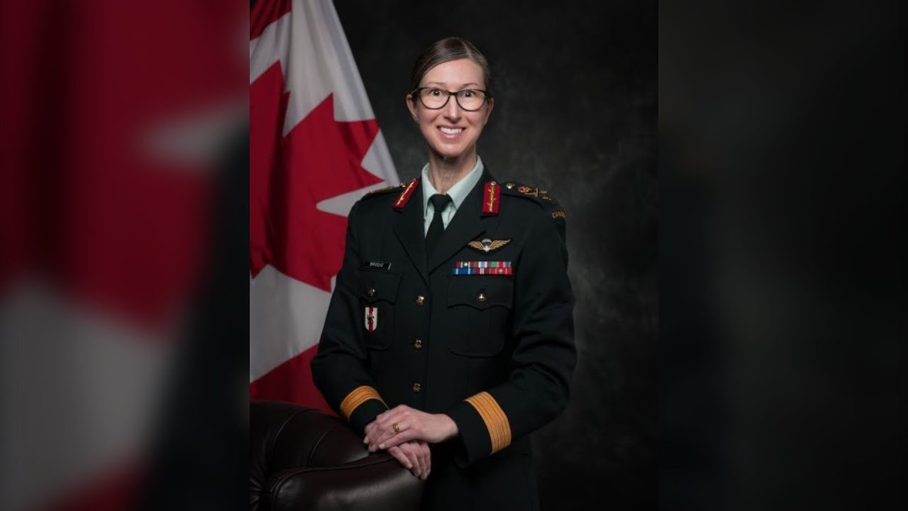 Brig.-Gen. Krista Brodie to replace Dany Fortin on COVID-19 task force 1