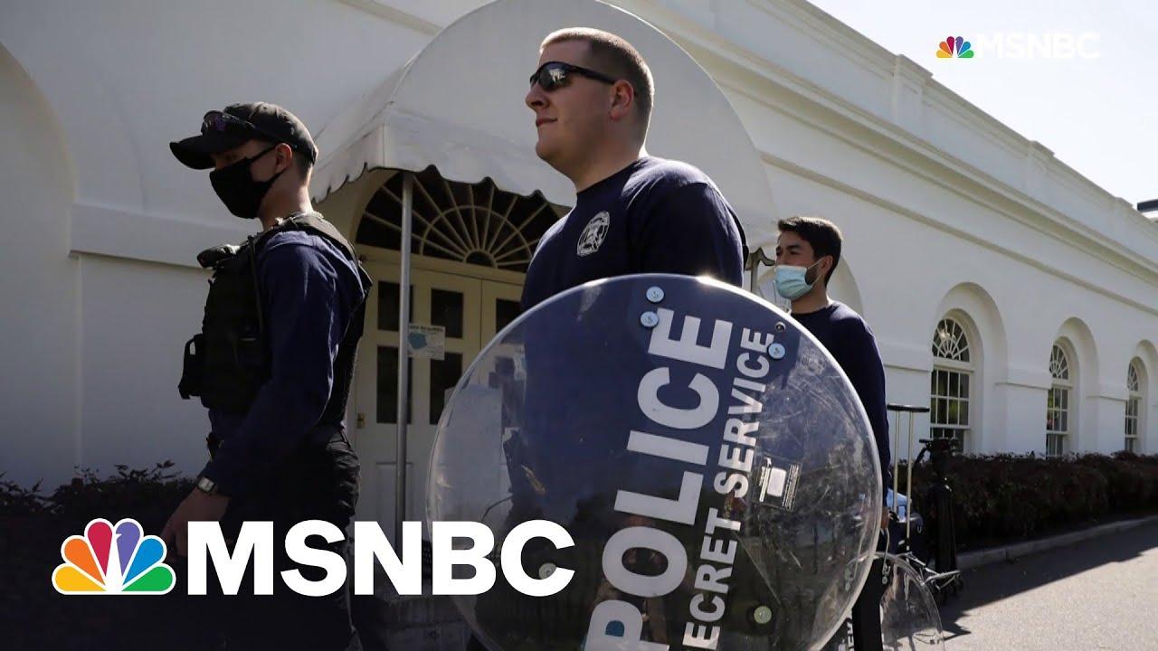 The Risk Of A Cash-Strapped, Understaffed Secret Service 1