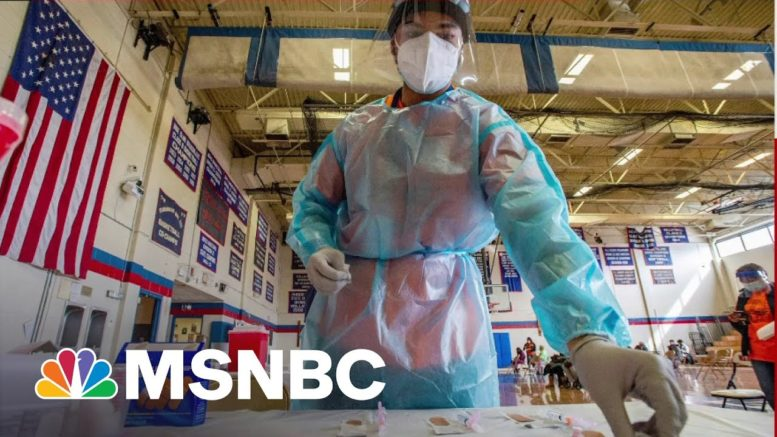 Examining The 'Herd Immunity' Question: How The U.S. Can Get Back To Normal | All In | MSNBC 1