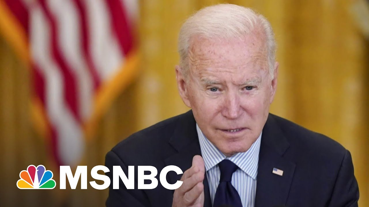 'Mounting Crisis' For Biden As Middle East Violence Grows 1