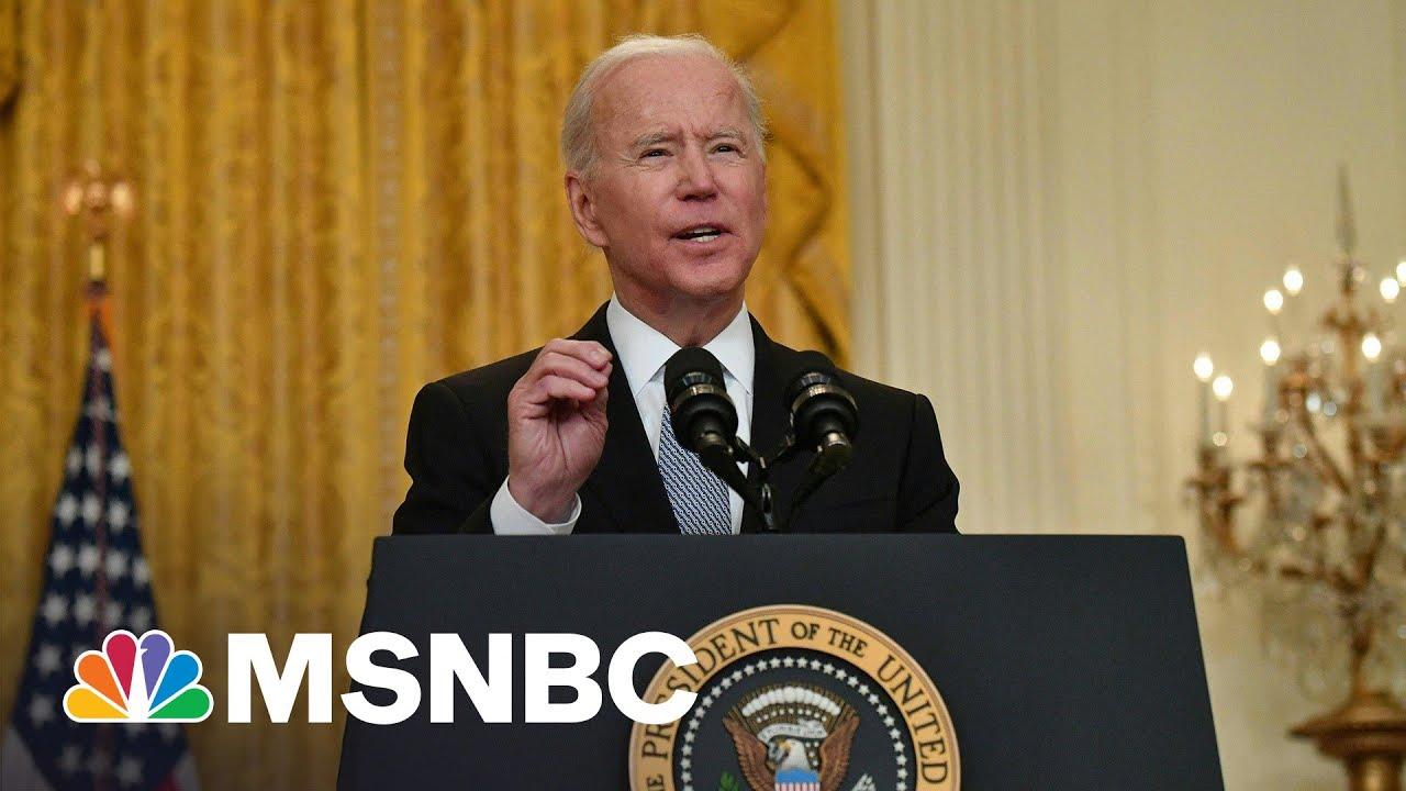 Biden Announces Plan To Export Covid Doses 1