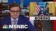 Chris Hayes: How Biden Is Succeeding Where Trump Failed | All In | MSNBC 5
