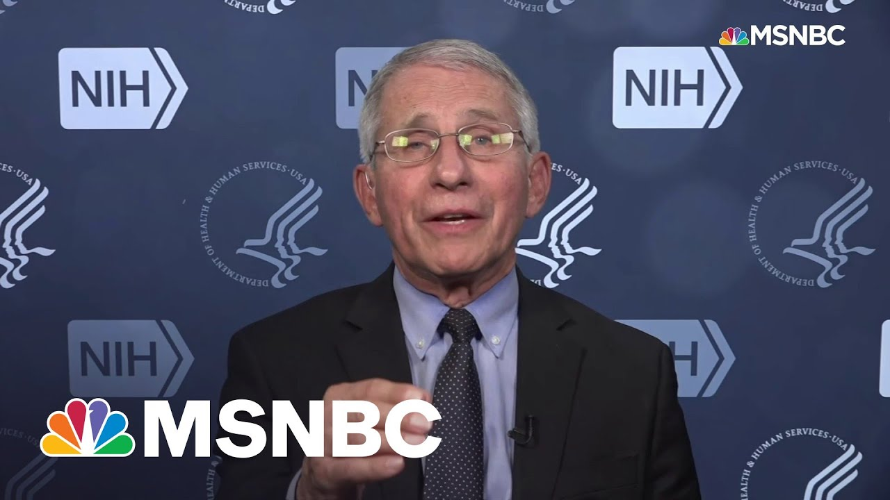 Fauci Confirms 'Extremely Low' Risk Of Transmission For Fully Vaccinated 5