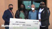 Student raises money for teacher living in his car | Humankind 3