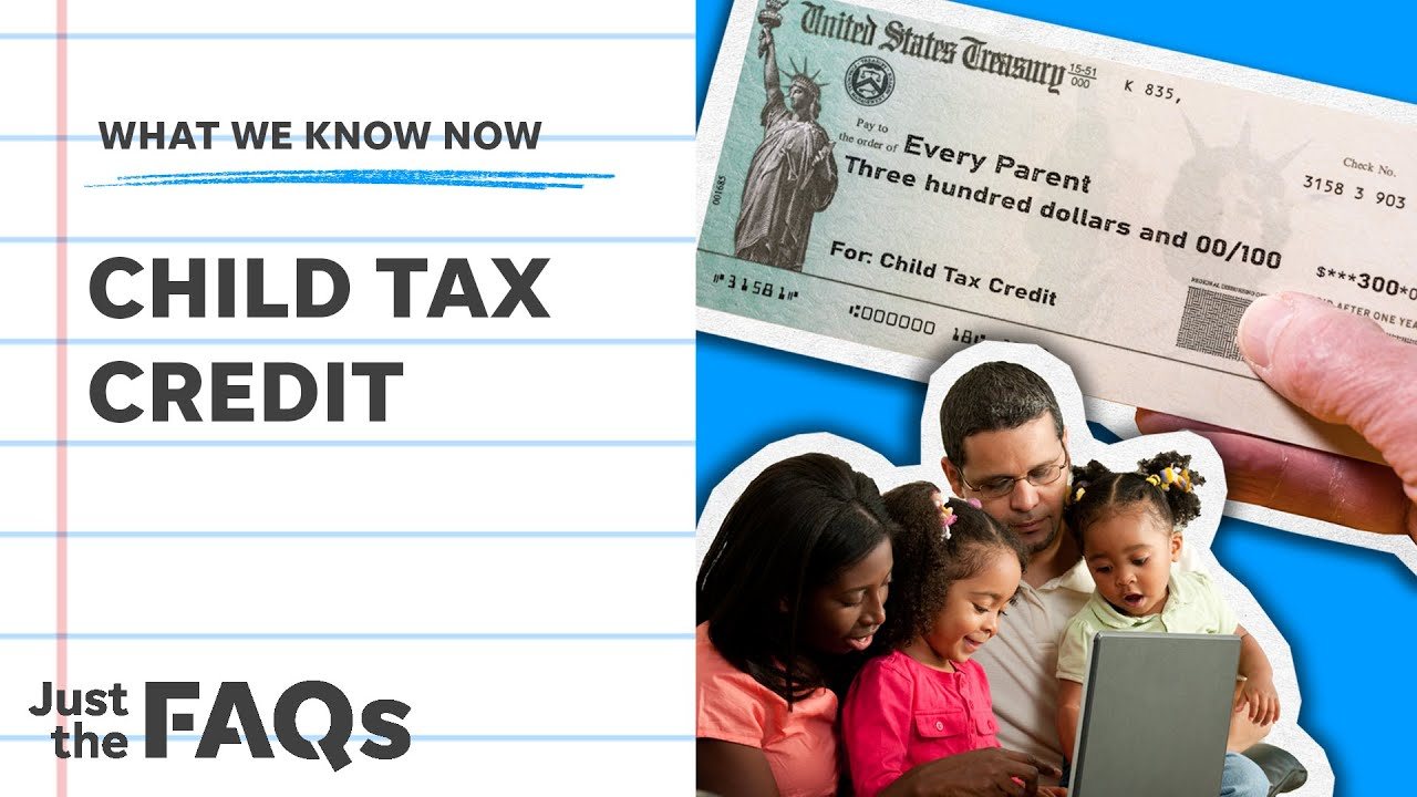Child tax credit: How to know if you qualify, how much you'll get paid   Just the FAQs 1