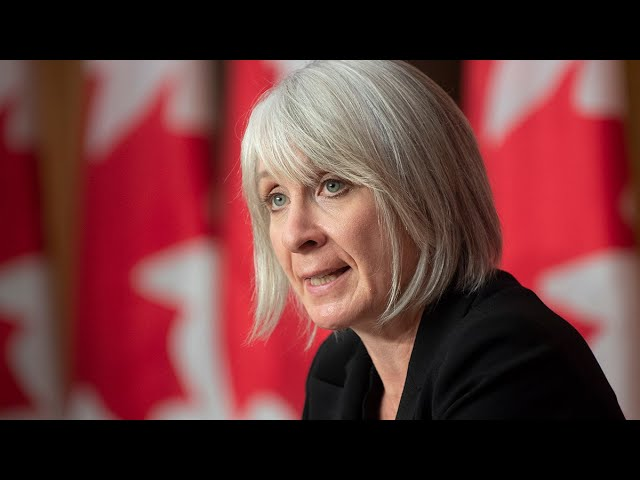 Federal guidance after vaccinations coming 'shortly': Hajdu 1