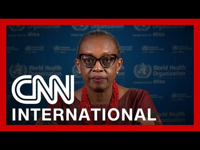 WHO warns against 'fatigue' in Africa's Covid-19 response 5