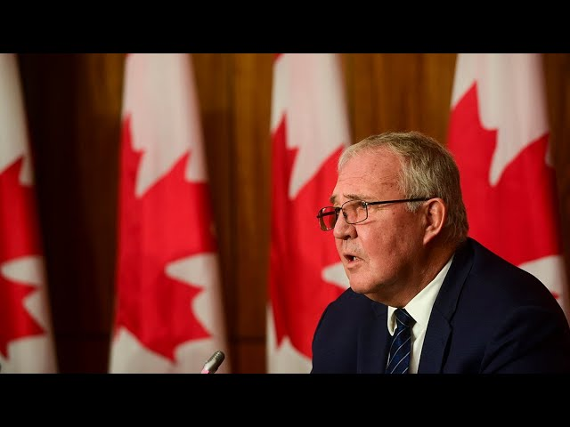 Blair fires back at Doug Ford, tells him to look at his government's 'own data'   COVID-19 1