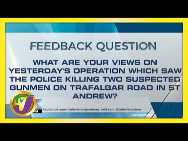 Feedback Question   TVJ News - May 11 2021 1