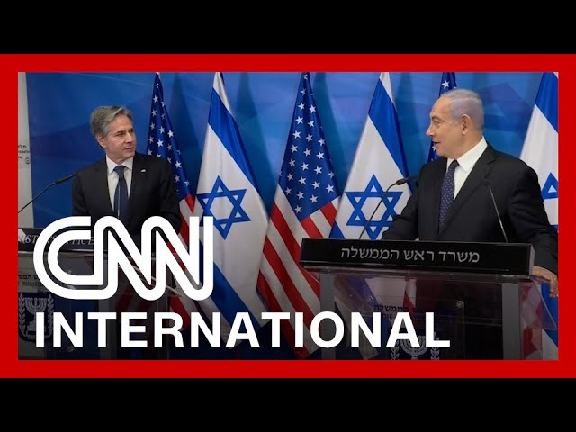 US Secretary of State meets with Netanyahu after ceasefire 4
