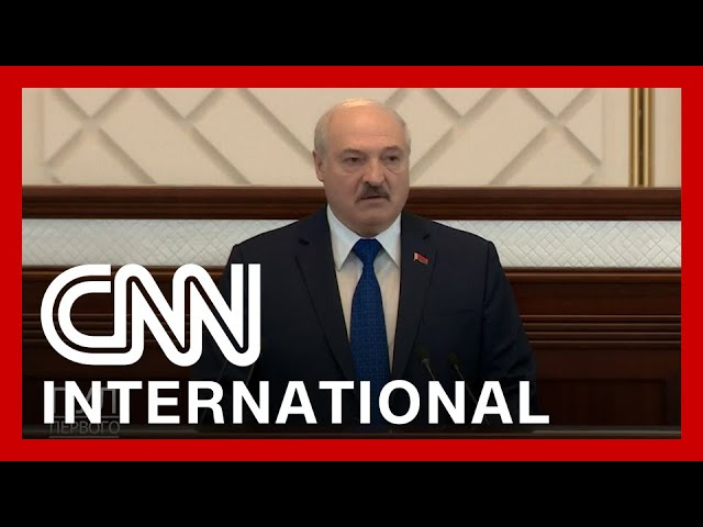 """Belarusian President claims """"ill-wishers"""" are attacking Belarus 3"""