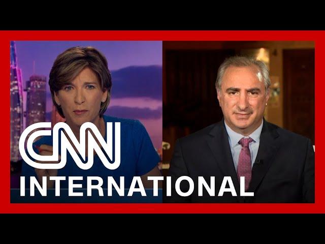 CNN presses Israeli ambassdor to UAE on Abraham Accords 1