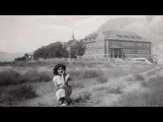 84-year-old survivor of Kamloops residential school: 'There was rumours of a graveyard' 1