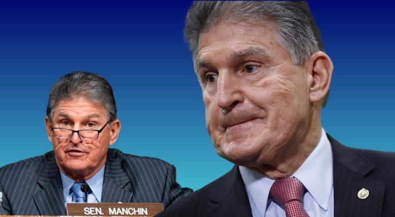 Democratic Party Senator Joe Manchin places dough on future of Dems' elections bill