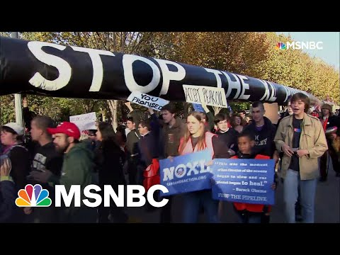 Big Oil 'Never Lost A Fight Like This': McKibben On Death Of Keystone XL Pipeline 3